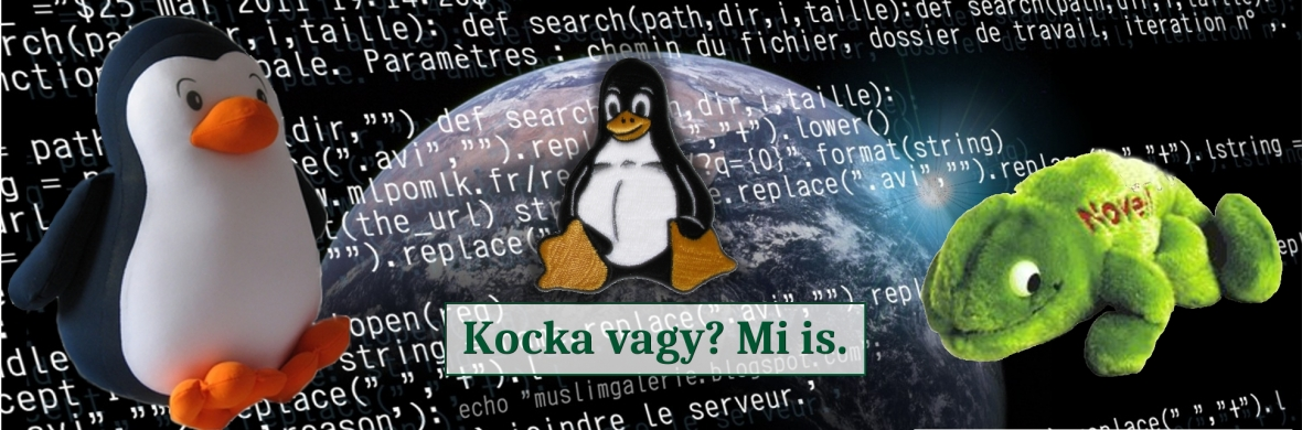 Linux geek vagy? Mi is!