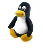 Plüss Tux pingvin