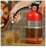 Ital adagoló tűzoltóknak - poroltós adagoló
