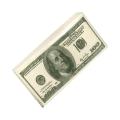 100 dolláros zsepi